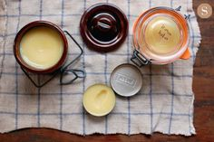 homemade hand salve.