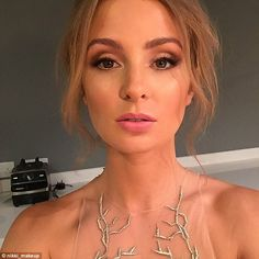 Get the look:Last night at the Harper's Bazaar Women Of The Year Awards in London, Millie Mackintosh looked flawless. FEMAIL chatted to her make-up artist to get the secrets behind her look