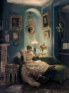 victorian era art