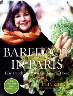 Barefoot in Paris: Easy French Food You Can Make at Home by Ina Garten http://www.amazon.com/dp/1400049350/ref=cm_sw_r_pi_dp_YtjAwb1DT0BB5