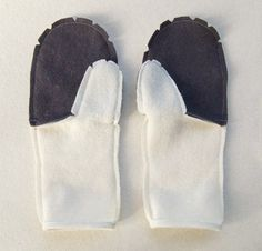 Simple Felted Wool Mittens | Purl Soho