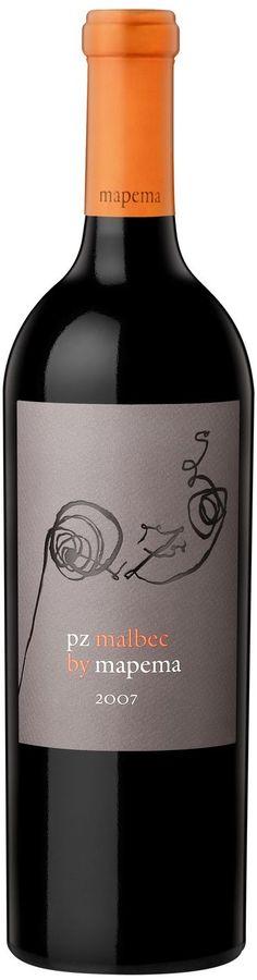 """Mapema PZ"" Malbec 2008 - Mapema wines, Valle de Uco, Mendoza-------------------------------- Terroir: Tupungato & La Consulta (San Carlos)"