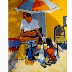 Seoul Korea Myeongdong Gallery Artist KWONDAEHA   #Seoul#Korea#Art#Artist#Myeongdonggallery#kart#city#life#KWONDAEHA#summer#oil#painting #oiloncanvas#유화#그림#미술#미술학교#서울#대한민국#한국#한류#휴식#인생#삶#권대하#여름