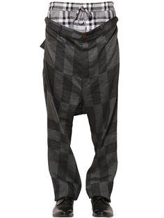 Viviane Westwood mehrschichtige Hose