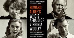 Tony and Pulitzer prize-winning playwright Edward Albee's landmark play, Who's Afraid of Virginia Woolf?, will be brought back to life by James Macdonald in a gripping new production at the Harold Pinter Theatre. Olivier and Bafta award-winning actress Imelda Staunton will play Martha, alongside Game of Thrones star and Olivier award-winner Conleth Hill, who will star as George. Olivier award-winner Luke Treadaway will also join the cast with Imogen Poots, in her West End debut.