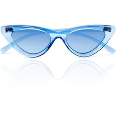 b7e0f8e84b Le Specs The Last Lolita Sunglasses ( 99) ❤ liked on Polyvore featuring  accessories