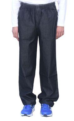 Romano Black Soft Feel Denim Track Pant Pyjama for Men >>> You can get additional details at the image link.