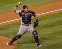 Yadier Molina, St. Louis Cardinals, 8/1/2012