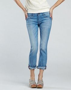 Sienna Crop Jeans - Jeans - Lucky Brand Jeans