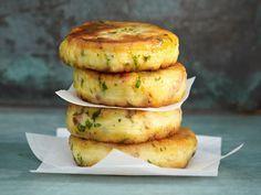 Beilagen - köstliche Begleiter zu Fisch und Fleisch - knusprige-kartoffeltaler  Rezept