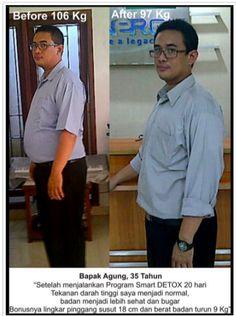 Add Pin BB: 25EE460B Menurunkan berat badan - Mengecilkan perut buncit: Menurunkan berat badan dalam 20 hari