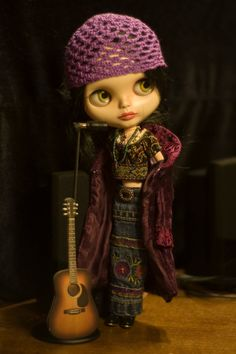 RESERVED FOR CINDY Purple Rain Coat Crocheted by SugarMountainArt