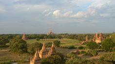 Von Mandalay nach Bagan über Monywa