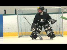▶ Hockey Goalie Drills Tim Thomas camps - YouTube