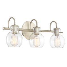 Birch Lane Massingham 3-Bulb Vanity Light & Reviews | Birch Lane