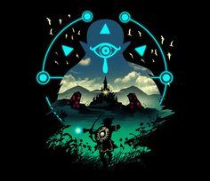 Wild Adventurer | The Legend of Zelda: Breath of the Wild | TeeFury