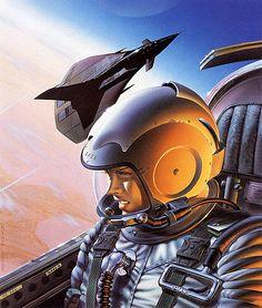 Amazing Space Retro-Futurista colección | Abduzeedo Inspiración para el diseño