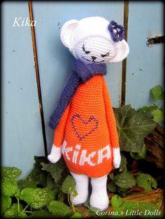 Kika gemaakt door Corina M opbrengst gaat naar Kika.