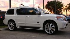 2009 Esserman Nissan Armada- CAS Edition (side)