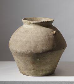 Pot à deux anses, Vietnam, période Hán Việt, 111 BCE – 603 CE