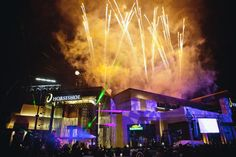 Horseshoe Cincinnati opens to the public with spectacular fireworks display on March Horseshoe Casino, The Other Side, Open Up, Grand Opening, Cincinnati, Fireworks, March 4, Display, Canning