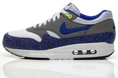 nike fall09 airmax 3 Nike Air Max 1 Blue Safari