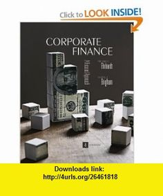 Corporate Finance (with Thomson ONE - Business School Edition) (Available Titles Cengagenow) (9781439078082) Michael C. Ehrhardt, Eugene F. Brigham , ISBN-10: 1439078084  , ISBN-13: 978-1439078082 ,  , tutorials , pdf , ebook , torrent , downloads , rapidshare , filesonic , hotfile , megaupload , fileserve