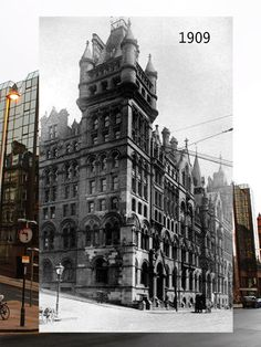 Glasgow Then and Now Photos | On This Spot