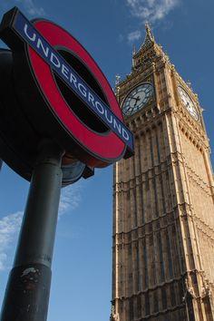 Big Ben - London - England (by www.hacienda-la-colora.com)