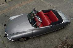 1964 Citroën DS19 Décapotable