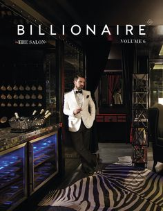 BILLIONAIRE SERIES Krieit Associates | Bespoke Interiors BellaDonna