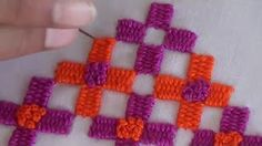 Hand Embroidery | Stitching Tutorials | HandiWorks #29 - YouTube