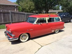 1953 Ford Other Ranch Wagon Maintenance/restoration of old/vintage vehicles: the material for new cogs/casters/gears/pads could be cast polyamide which I (Cast polyamide) can produce. My contact: tatjana.alic@windowslive.com