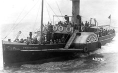 paddle tugboat - Szukaj w Google