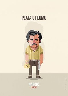 Plata o plomo on Behance by Ricardo Polo. Pablo Emilio Escobar, Don Pablo Escobar, Pablo Escobar Quotes, Pulp Fiction, Narcos Wallpaper, Narcos Poster, Narcos Pablo, Wagner Moura, Photos Des Stars