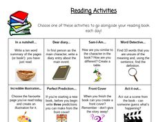Reading Activity Sheet   Teaching Resources Reading Activities, Art Activities, Doodle Pages, How To Make Bookmarks, Teaching Language Arts, Graffiti Styles, Activity Sheets, Feeling Happy, Teaching Resources