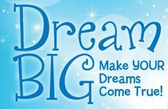 It's Make Your Dreams Come True Day! Want to make your small and big dreams come true? Here's how: BYOUmagazine.com/make-your-dreams-come-true/