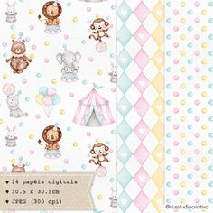 Planner, Minne, Wraps, Gift Wrapping, Invitations, Party, Kit, Children, Party Stuff