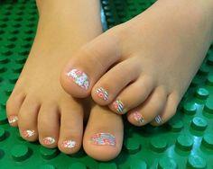Toddler nails