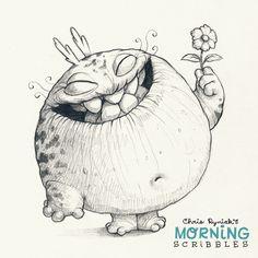 Morning Scribbles #327
