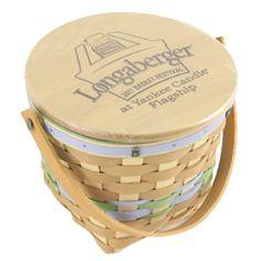 2011Longaberger Yankee Candle Event Basket