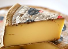"""Vacherin Fribourgeois -  It has been called the original """"party"""" cheese and makes a great fondue."""