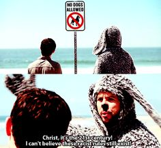 Wilfred is one of my favorite shows