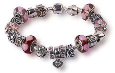 Oooh, a pink Pandora ... my precious...