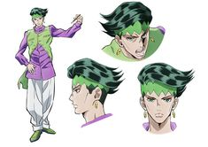 JoJo's Bizarre Adventure Part 4's Theme Song Artist, Visuals Unveiled - News - Anime News Network