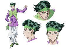 JoJo's Bizarre Adventure Part 4's Theme Song Artist, Visuals Unveiled - News - Anime News Network