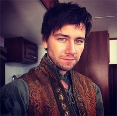 Torrance Coombs aka Bash - my new boo <3 #Reign