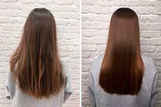 Sick, cut and healthy hair. hair before and after treatment. Hair Growth Treatment, Shiny Hair, Dry Hair, Healthy Hair, Healthy Work Snacks, Hair Care, Beauty Hacks, Moisturizer, Hair Beauty