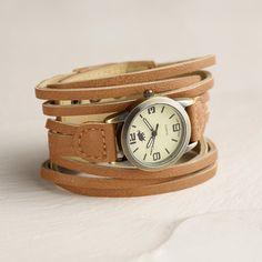 Brown Multi-Strand Watch | World Market