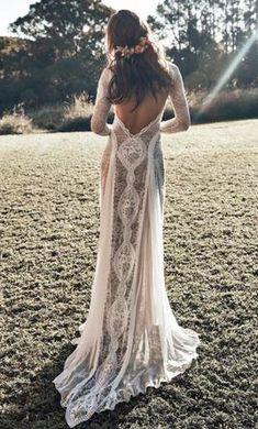 Browse our stunning wedding dresses now. Grace Loves Lace artfully crafts wedding gown designs using the finest European laces & silks for a new generation of bride. Grace Loves Lace, Dream Wedding Dresses, Bridal Dresses, Maxi Dresses, Boho Wedding Dress Backless, Boho Dress, Fashion Dresses, Bohemian Wedding Dresses, Event Dresses